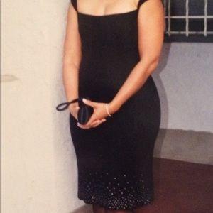 Betsey Johnson Dresses - Betsey Johnson Dress+clutch bundle